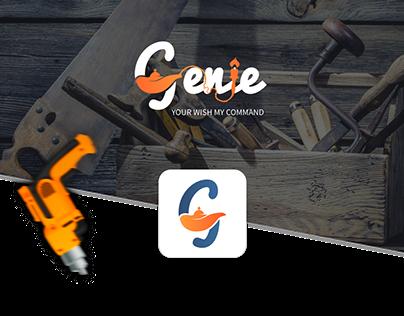 Genie   Service Application
