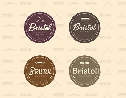 Bristol Vintage Logos Design
