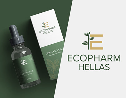 Redesign Ecopharm Hellas (Greece)