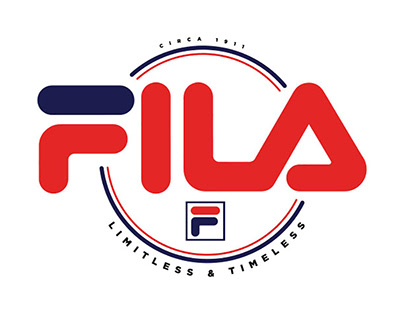 FILA - Embroidery Apparel Graphics