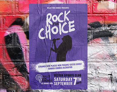 Rock For Choice