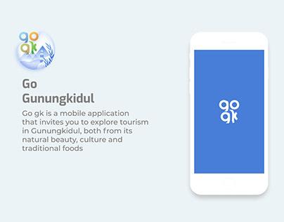 Go-Gk Travel Apps - Mockup