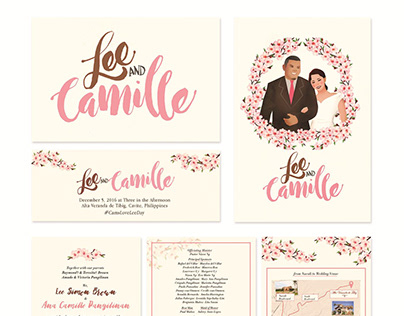 Wedding Design & Layout
