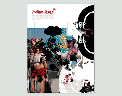 Indian Rose - Adv Page