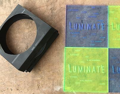 Luminate   Coasters