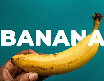 Old Banana Pattern