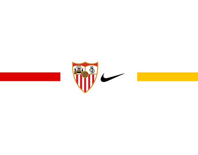 Sevilla Fútbol Club Home and Away Kit Concepts 2019/20.