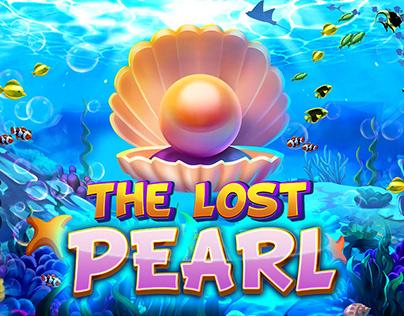 The lost pearl slot machine