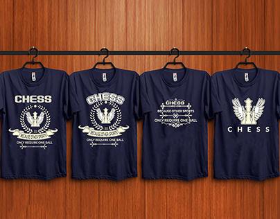 chess t shirt desingn