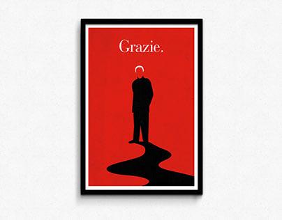 Timeless Massimo Vignelli – Poster