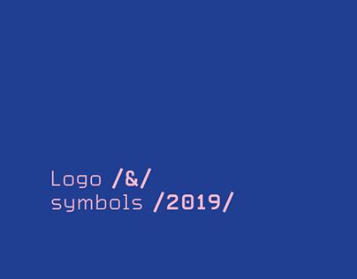 Logo & symbols 2019