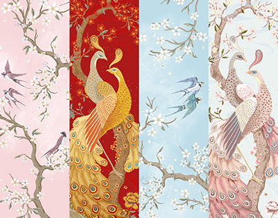 'Nhất Điểu Cung Xuân' Collection - Lunar New Year 2018