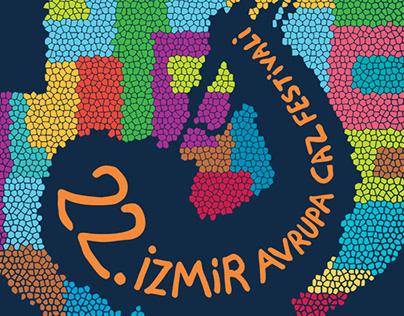 22. İzmir Avrupa Caz Festivali Afiş Yarışması