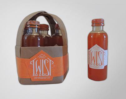 TWIST: Soda Packaging Design
