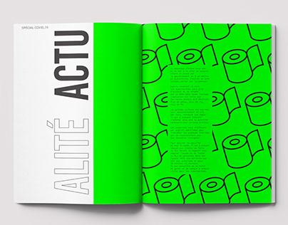 TFE_2020_Le magazine