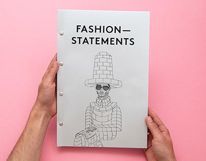 »Fashion Statements«