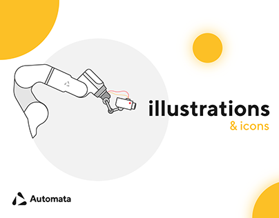 Illustration and Icons - Automata