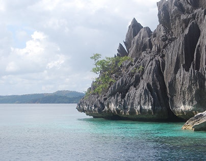 Beautiful Island of World by Geary Trigleth