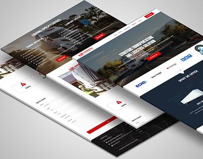 Nordentransp company website