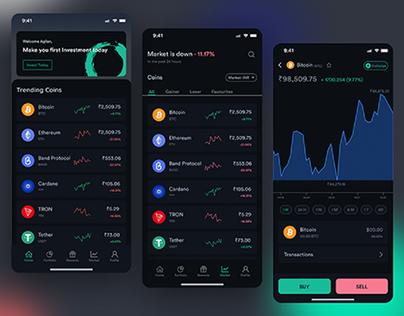 crypto coin app