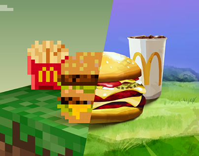 McDelivery / Gamers