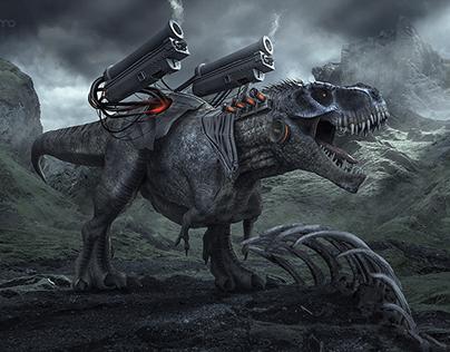 Mecha T-Rex