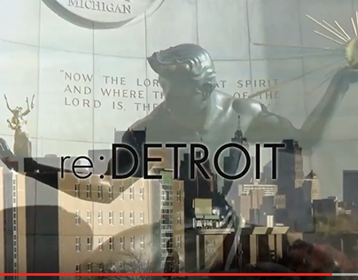re:DETROIT video
