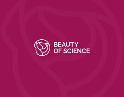 Beauty of Science - / logo / branding