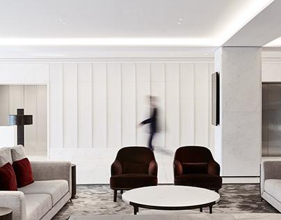Hotel Realm Foyer