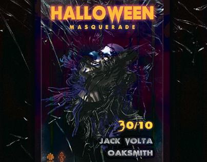 halloween/poster/design