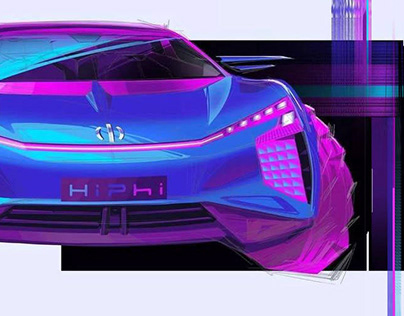 HiPhi 1 Exterior Design