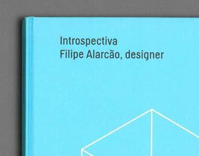 Introspectiva Filipe Alarcão Exhibition catalogue