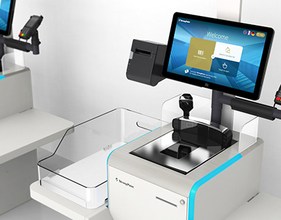 Strongpoint Self-Service Checkout