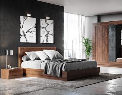 Visualization for the furniture company Radius Line