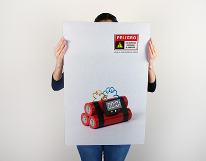 E- Waste poster BICEBe