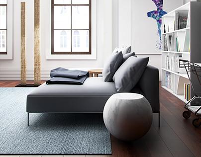 Tribute to Nexus Designs_Tribeca Loft