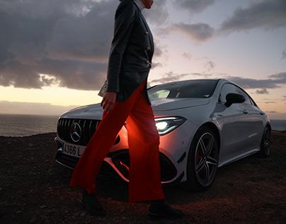 Mercedes AMG CLA