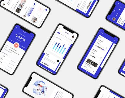 Taskwell - PM Web&Mobile App