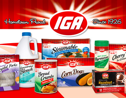 IGA Exclusive Brand Products (2010)