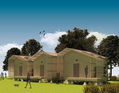 Concurso 002 - Habitação Temporária para Refugiados
