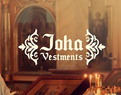 Joha Vestments :: Brand Identity