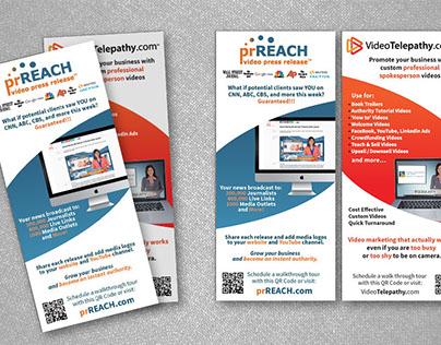 PR Reach & Video Telepathy Rack