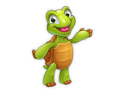 Character Turtle