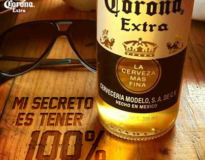 Imagenes para las Redes Sociales de Corona Extra