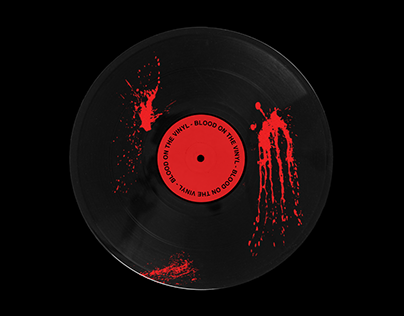 FAST PROJECT x BLOOD ON THE VINYL