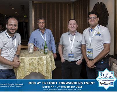 MFN Dubai 2016 Freight Forwarder(REGISTRATION&COCKTAIL)
