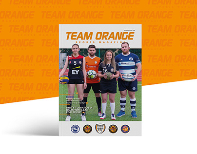 Team Orange Magazine