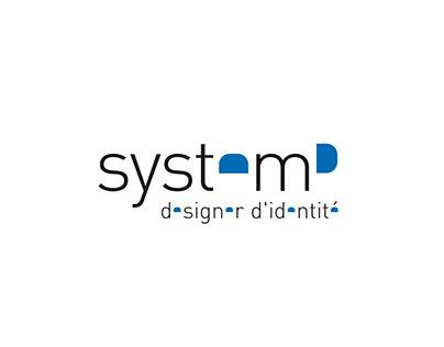 SYSTEM D - Pascal DESBLED - Designer d'identité