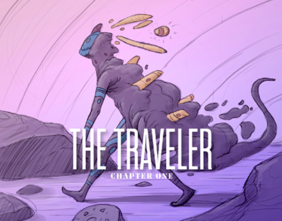 The Traveler - Chapter One