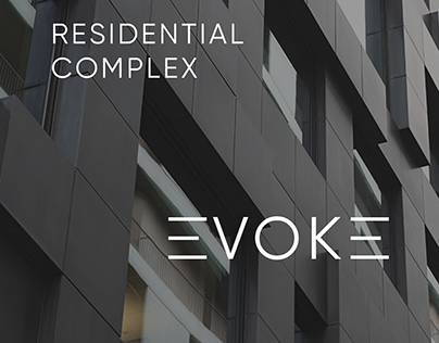 Promo website for Residential Complex